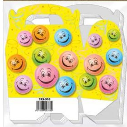 Happy Face Treat Box