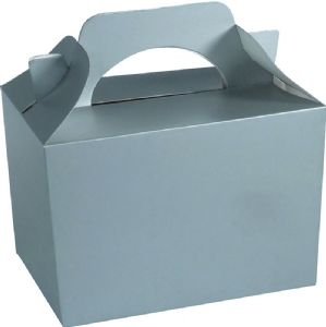 Silver Food / Party Box