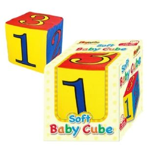 Baby Soft Cube