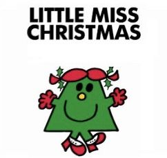 Christmas Themed Little Miss Book