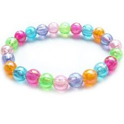 Crystal Bracelet Girls Party Bag Toys