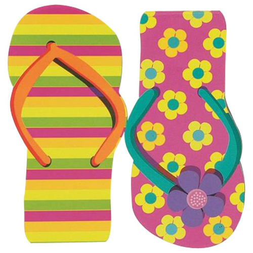Flip Flop Notebook Sandals Summer Notebooks Party Bag Toys
