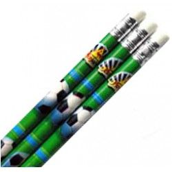 Football Pencil with Eraser Party Bag Fillers