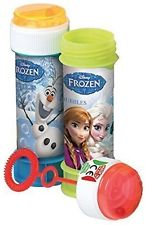Frozen Bubbles Party Bag Toys