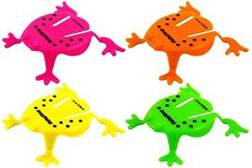 Jumping Frog Party Bag Toys