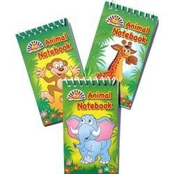Jungle  Notebook Zoo Party Bag Toys