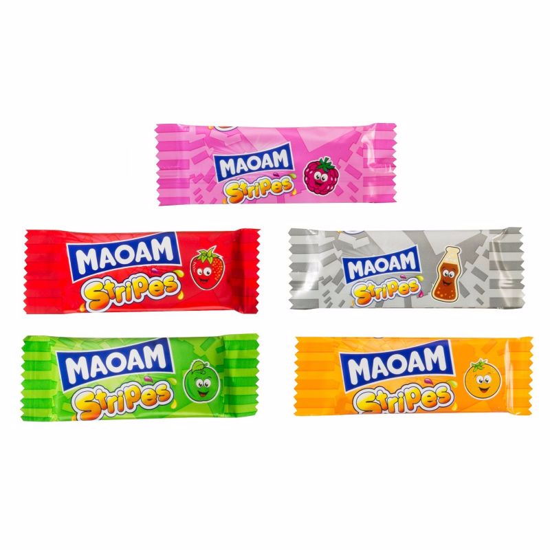 Maoam Stripes Party Bag Sweets Fillers