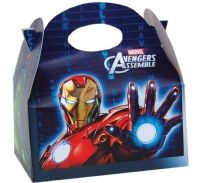 Marvel Avengers Party Box Food Box