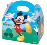 Mickey Mouse Party Food Box