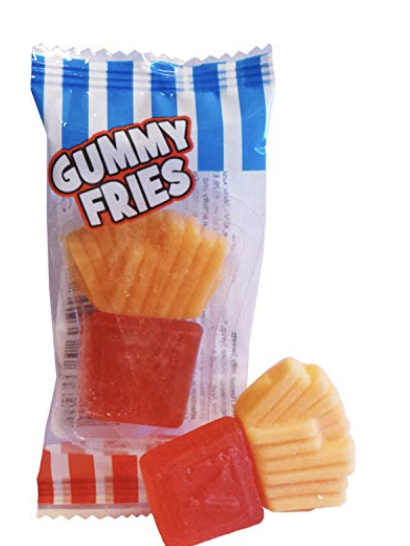 MINI GUMMY FRIES 10G