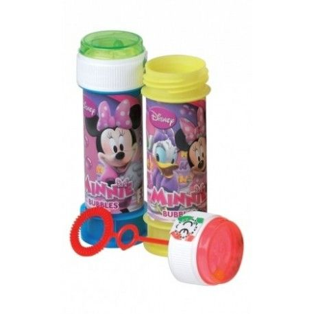 Minnie  Mouse  Bubble Tub 60 ml Party Bag Toys