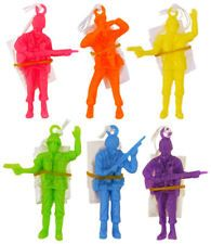 Parachute Men Paratrooper Pocket Money Toys