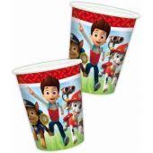 Paw Patrol Paper Cups 8 Pk Party