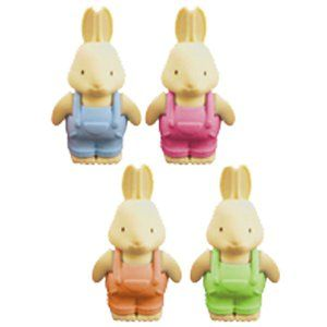 Rabbit Eraser Party Bag Toys Fillers