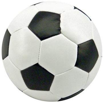 Soft Ball  8cm Football in Net Party Bag Toys