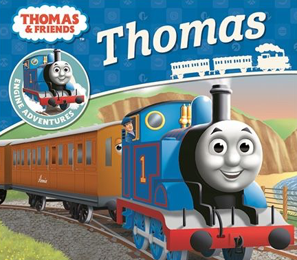 Thomas and Friends Mini Book Party Bag Toys