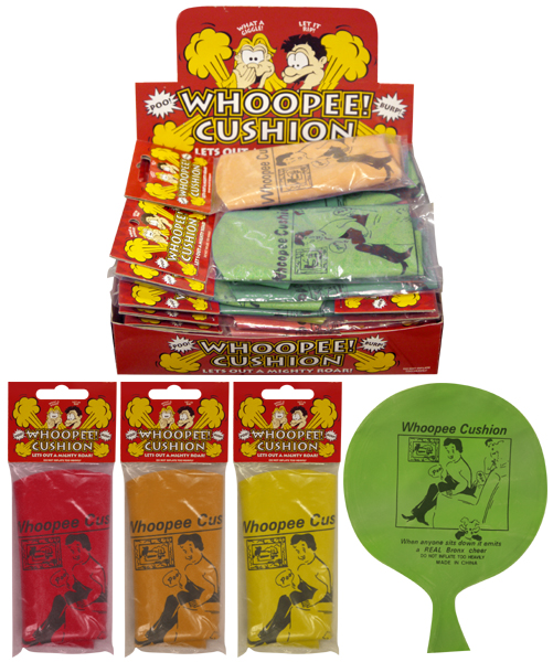 Whoopee Cushion Party Bag Toys