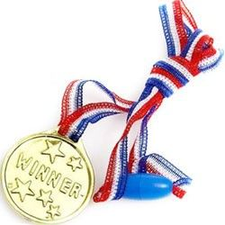Winners Medals Party Bag Toys Sports Day Awards