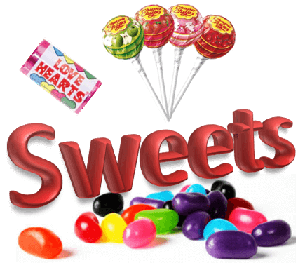 Sweets promo